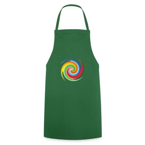 deisold rainbow Spiral - Kochschürze