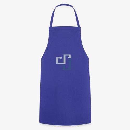 Amo la música DJ - Delantal de cocina