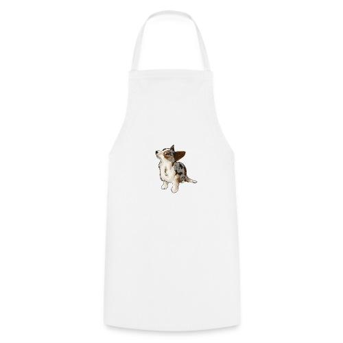 Corgi Merle - Tablier de cuisine