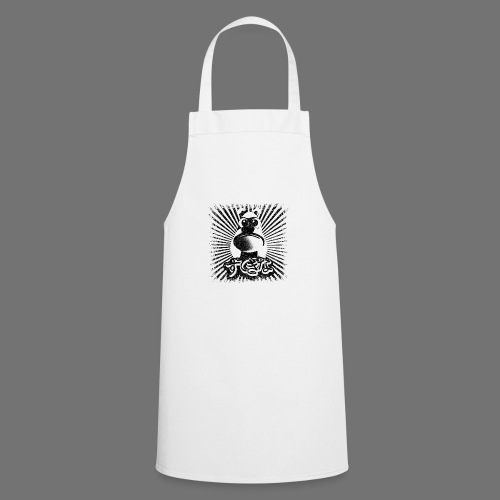 Nice Dog (1c black) - Cooking Apron