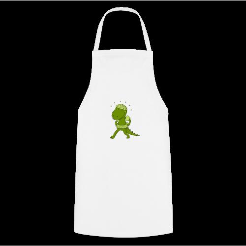 Lustiges Krokodil - Kochschürze