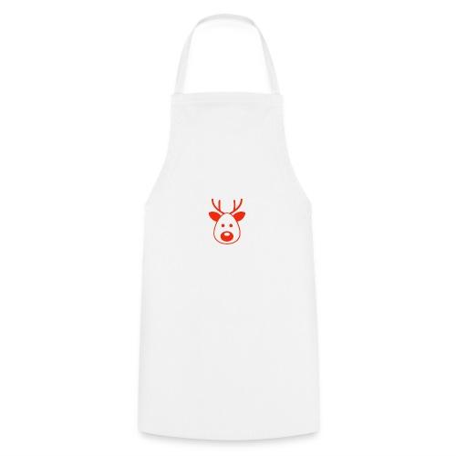 Rudolf das Rentier - Kochschürze