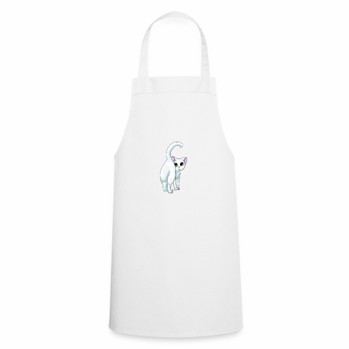 Smudge Looking back - Cooking Apron