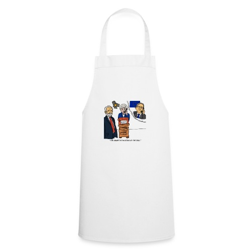 The Cabinet is Propping up the Deal - Cooking Apron