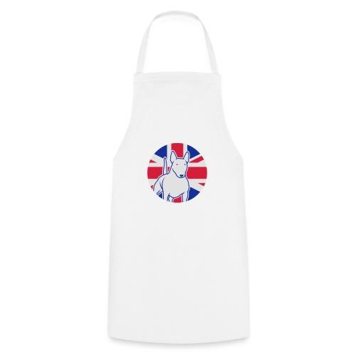 Miniatur Bullterrier UK 3c - Kochschürze