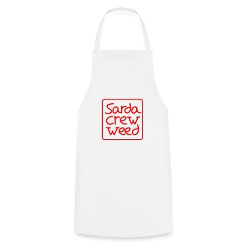 Logo Sarda Crew - Delantal de cocina