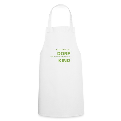 Dorfkind - Kochschürze