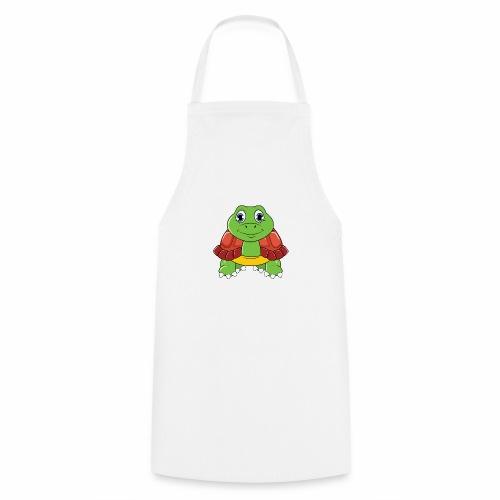 Niedliche Schildkröte - Kochschürze