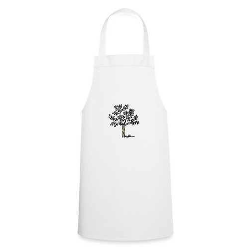 Jeune olivier - Tablier de cuisine