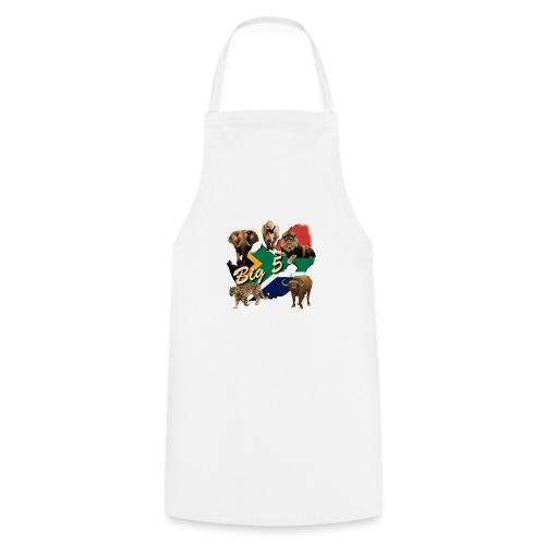 Big 5 - Südafrika Safari - Kochschürze