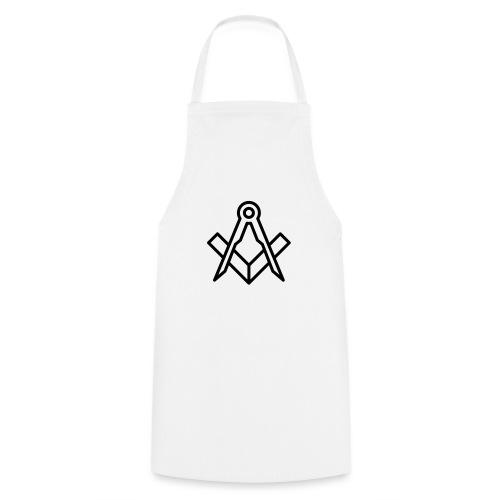 Masonic and Freemason sign - Keukenschort