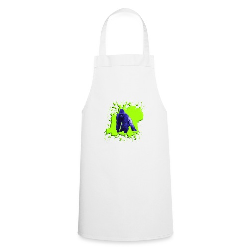 Blue Green Gorilla - Kochschürze