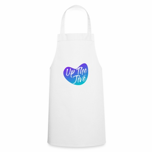 Up The Jive Heart - Cooking Apron