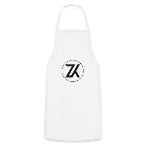 Z-K tryck (Zahid Khayree) - Förkläde