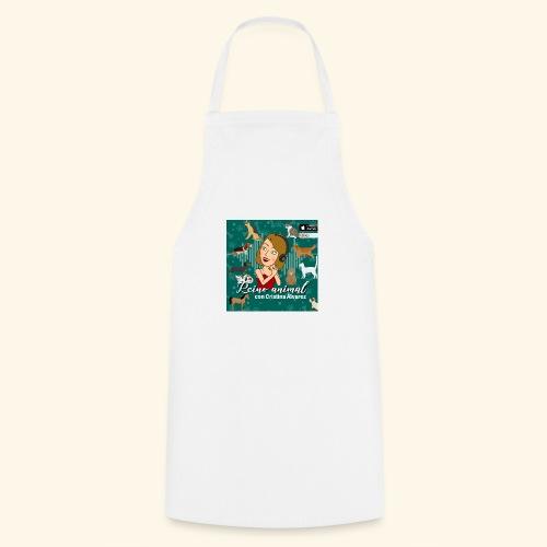 reino animal 01 - Delantal de cocina