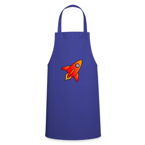 Red Rocket - Cooking Apron