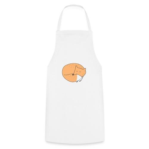 Schlafender Fuchs - Kochschürze
