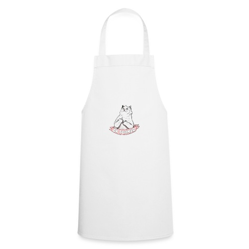 OK Boomer Cat Meme - Cooking Apron