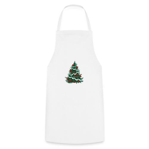 christmas tree - Cooking Apron