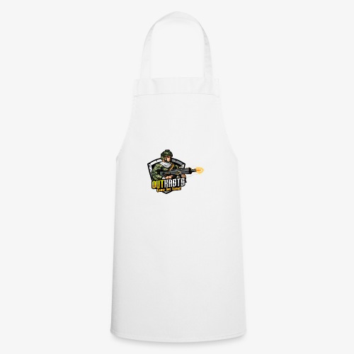 OutKasts [OKT] Logo 2 - Cooking Apron