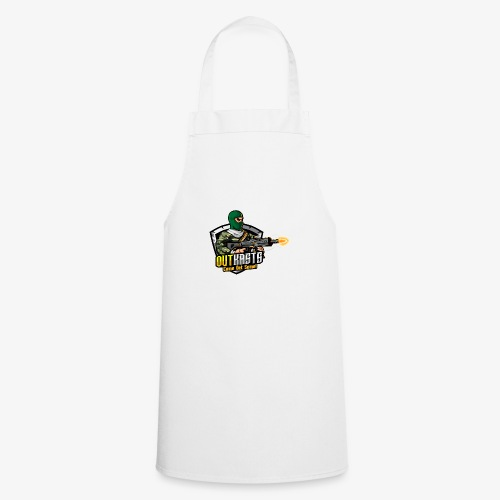 OutKasts [OKT] Logo 1 - Cooking Apron
