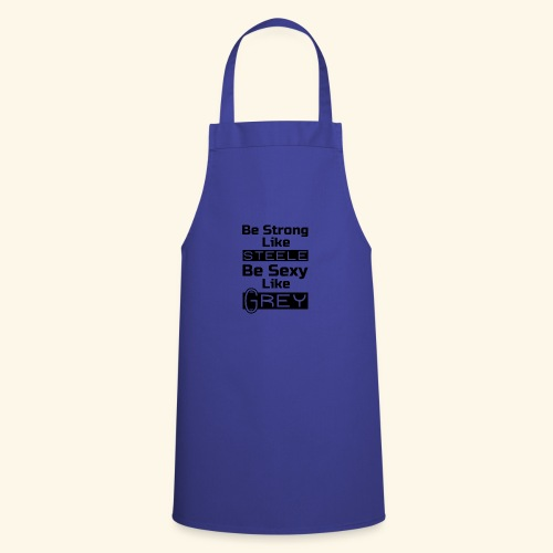 strong sexy - Cooking Apron