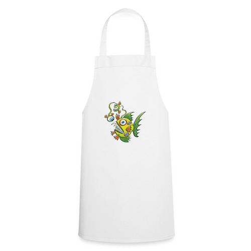 Monstrous Abyssal Fish - Cooking Apron