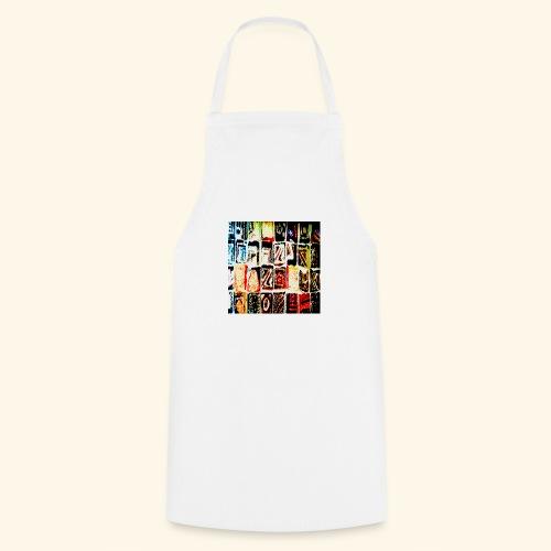Mosaico - Grembiule da cucina