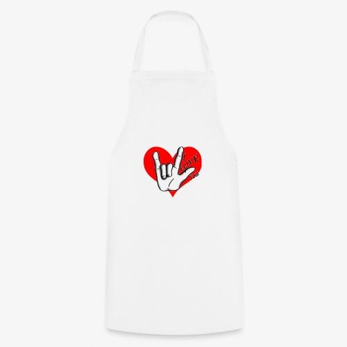 Love Love Rouge - Tablier de cuisine