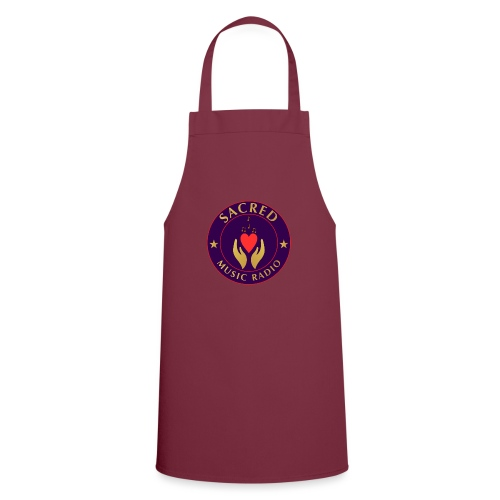 Spread Peace Through Music - Cooking Apron