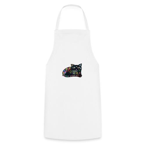 Chat Onirique - Tablier de cuisine