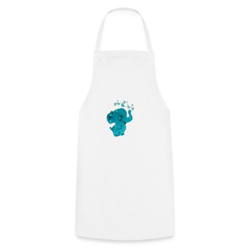 Elefante - Grembiule da cucina
