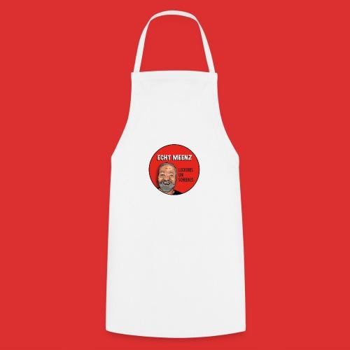 Echt Meenz Logo - Kochschürze