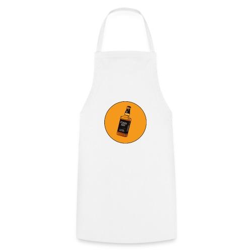 Logo Flash Rap - Tablier de cuisine