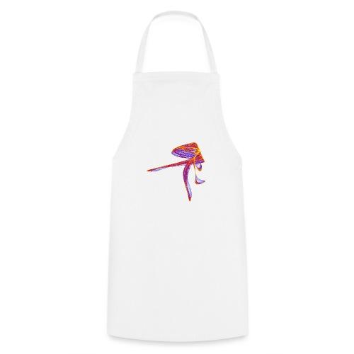 Da hat es jemand eilig Elegante Dame 2366bry - Kochschürze