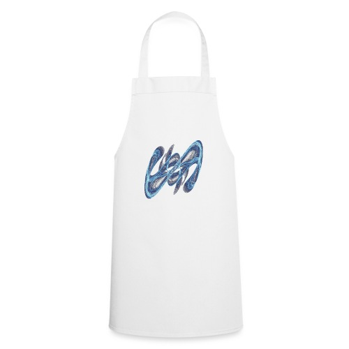 Secret sign from chaos theory 7545 ice - Cooking Apron