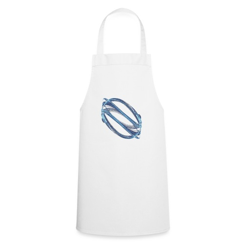 Watermark Chaos Art Watercolor Graphics 6988ice - Cooking Apron