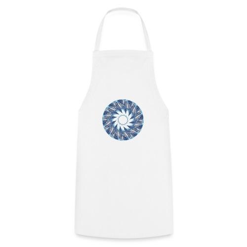 Chakra Mandala Mantra OM Chaos Star Circle 12235ic - Cooking Apron