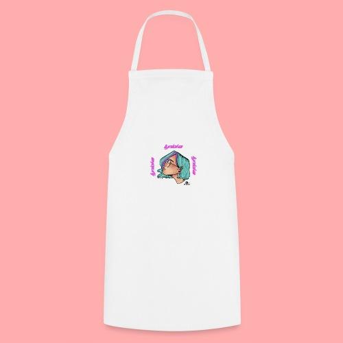 Lynioka Purple Up - Tablier de cuisine