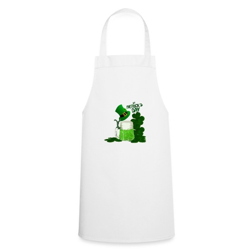 St. Patrick's Day 1 - Cooking Apron