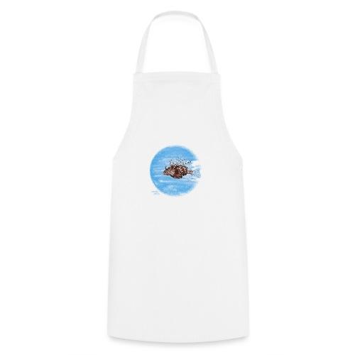 Poisson zèbre - Tablier de cuisine
