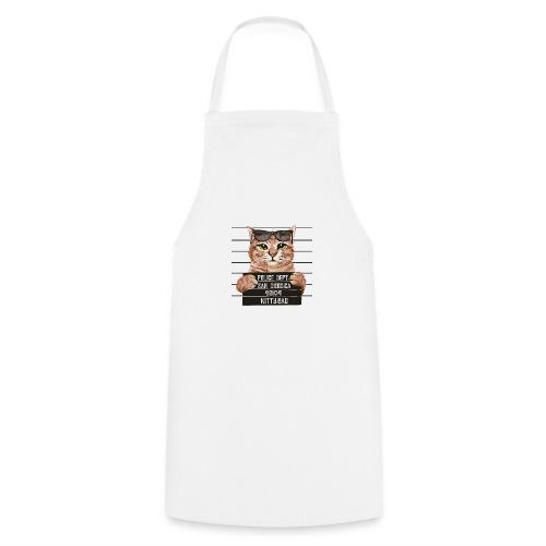 kitty bad - Tablier de cuisine