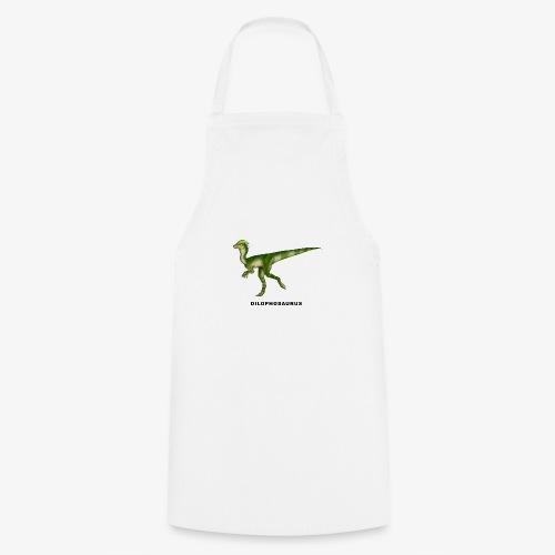 Dilophosaurus - Delantal de cocina