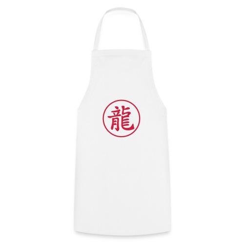 Dragon kanji - Tablier de cuisine