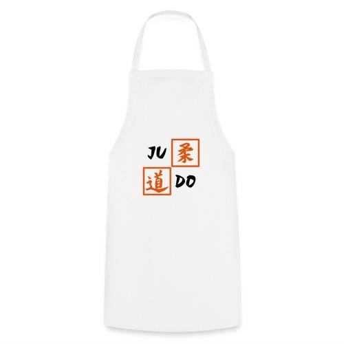 judo 2farbig - Kochschürze