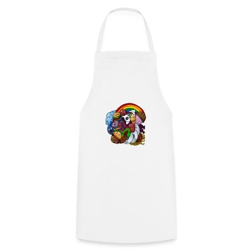 Happy Colors - Kochschürze