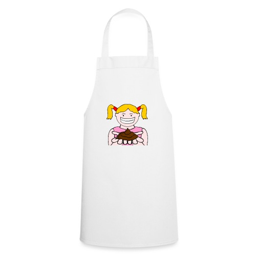 Trudy Walker Poo - Cooking Apron