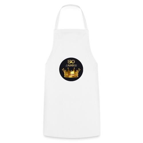 Logo Crown round - Kochschürze
