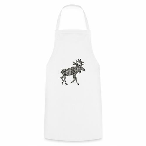 Ethno - Moose - Kochschürze