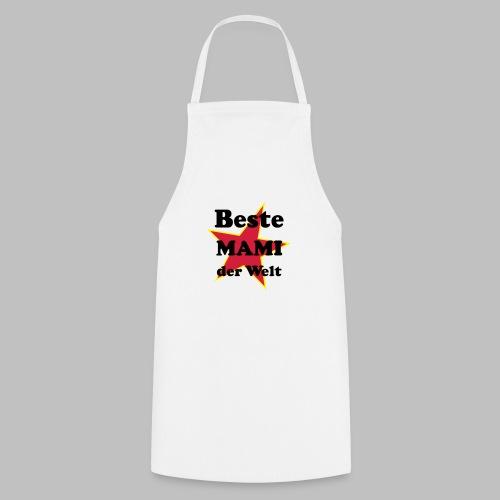 Beste MAMI der Welt - Mit Stern - Kochschürze